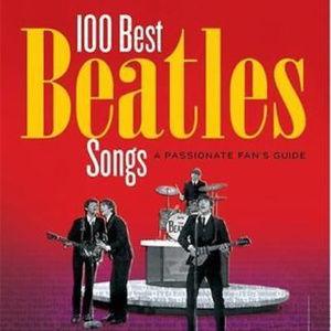 100 BEST BEATLES SONGS HARD-COVER BOOK